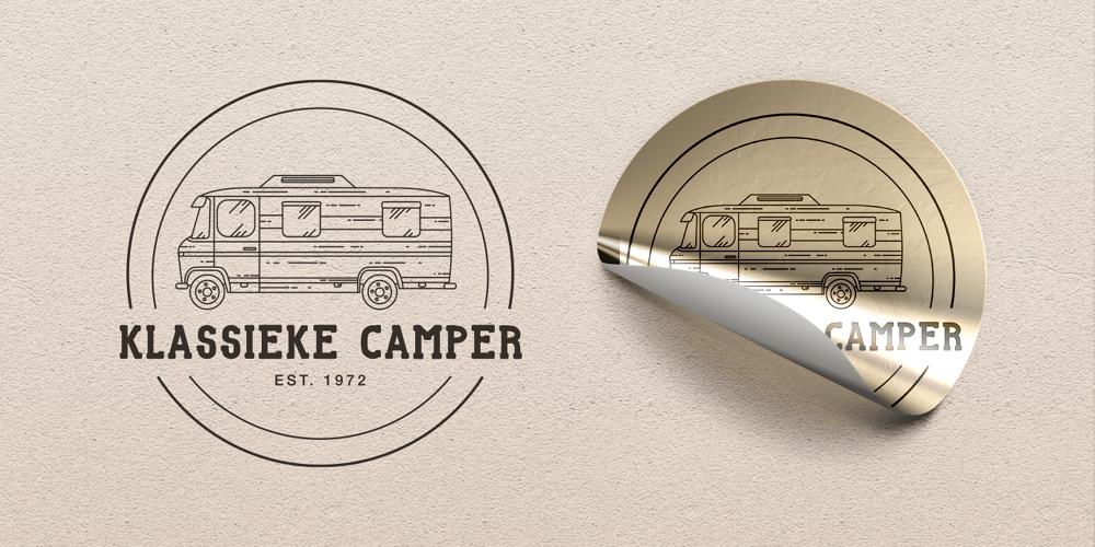 Studio Marly - Creative Agency - Klassieke Camper