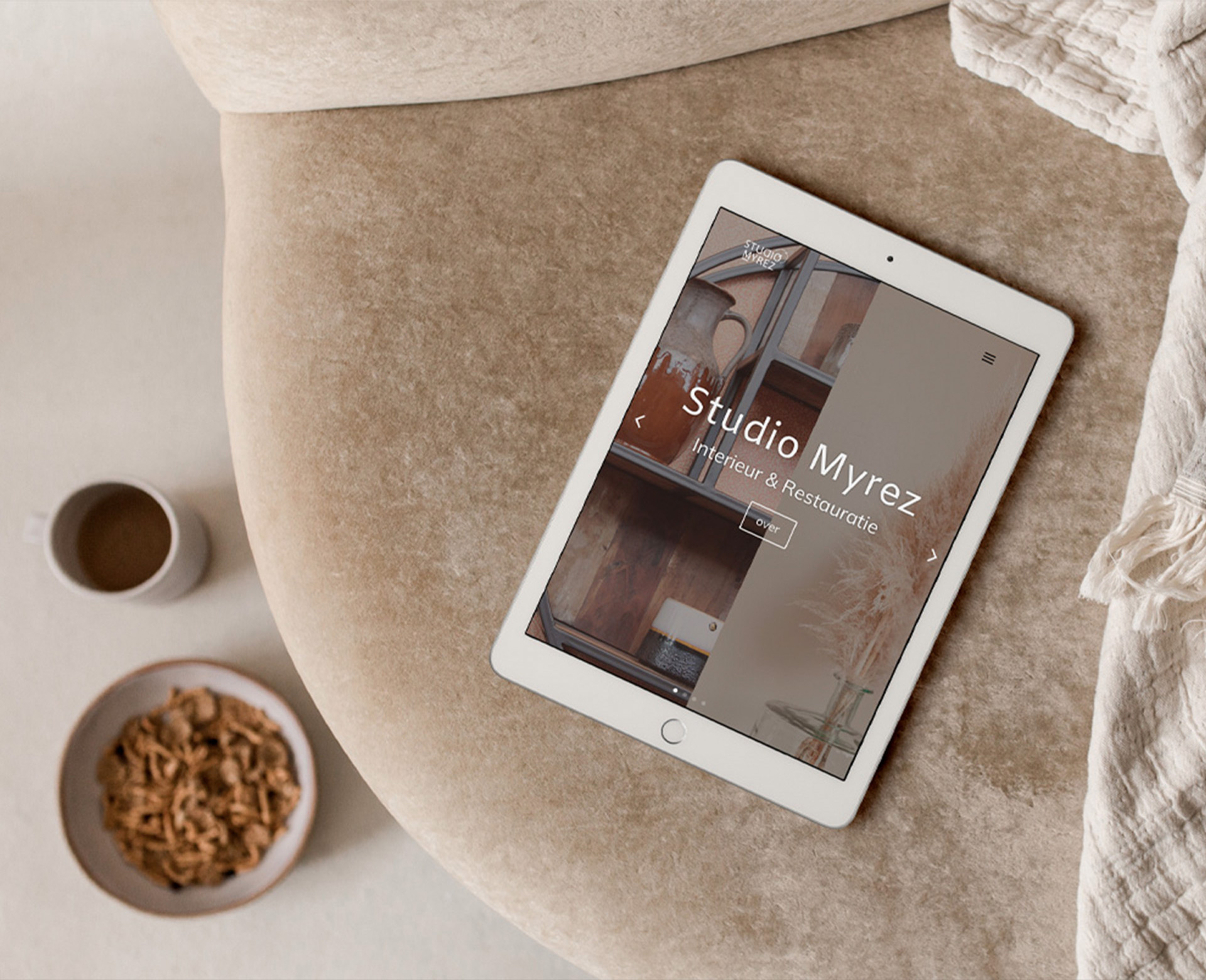 Studio Marly - Creative Agency - Webdesign