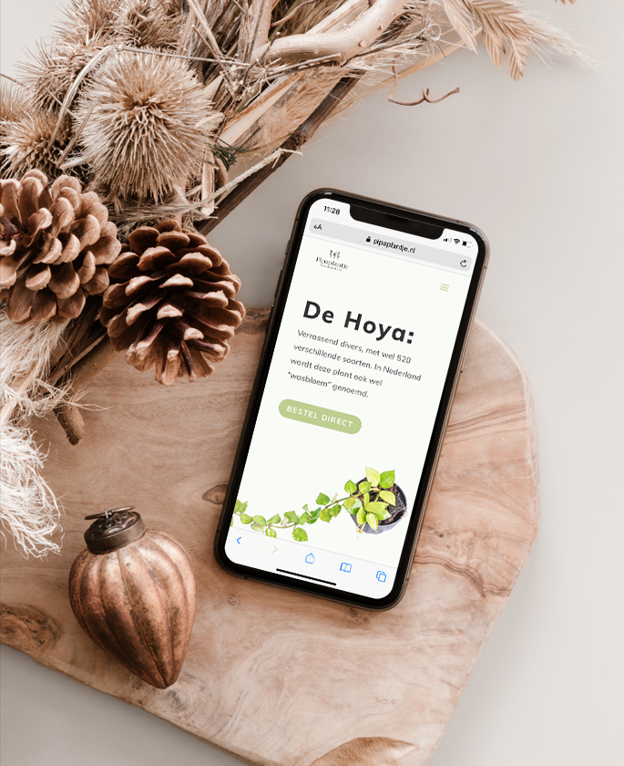 Studio Marly - Pipaplantje Webshop