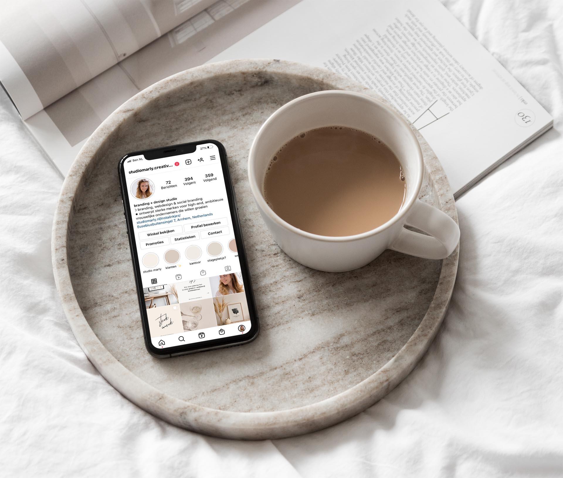 Studio Marly - Social Media Branding